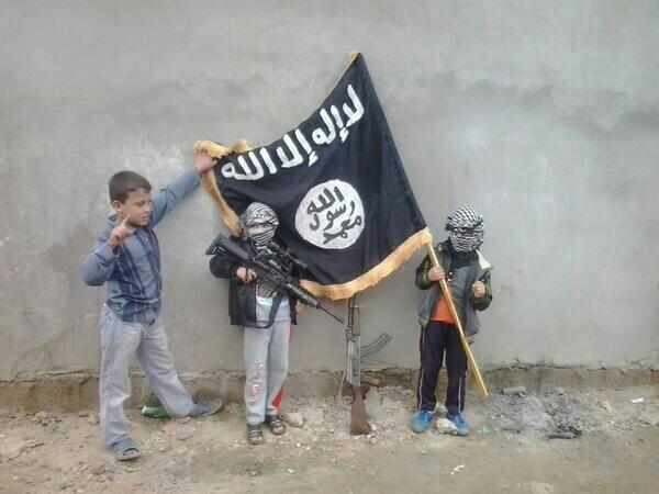 Child ISIS