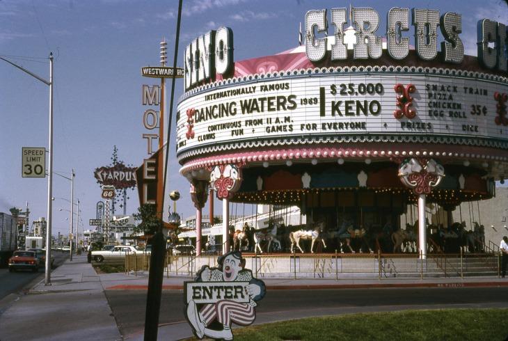 Vegas Circus Circus 1