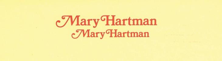 Mary Hartman Letterhead 2