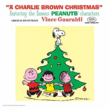 Charlie Brown Christmas Vince Guaraldi Album
