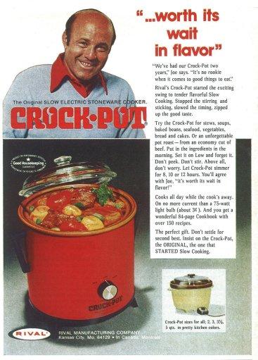Crock Pot 1975